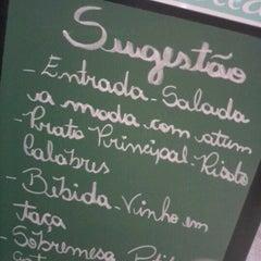 Photo taken at Marietta Café by Prince S. on 10/24/2012