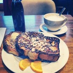Photo taken at Milk & Honey Café by Eddie M. on 10/19/2012
