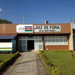 Photo taken at Aeroporto de Juiz de Fora / Serrinha (JDF) by Jorge F. on 7/1/2013