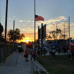 Photo taken at La Habra High School by Alfred F. on 9/12/2015