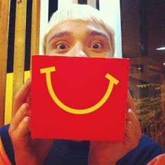 Photo taken at McDonald's by Vinicius M. on 1/14/2013
