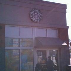 Photo taken at Starbucks by Bob L. on 11/11/2012