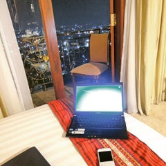 Photo taken at Bukit Randu Hotel & Restaurant by ardo on 12/19/2014