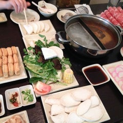 Photo taken at Shabu by KEvin C. on 11/28/2012