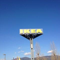 Photo taken at IKEA by Stefano Vick V. on 2/4/2013