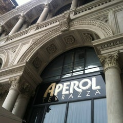 Photo taken at Terrazza Aperol by Aleksa R. on 4/11/2013