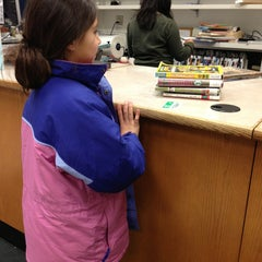 Photo taken at Chicago Public Library by Sylvia O. on 2/6/2013