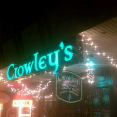 Photo taken at Crowley's Downtown by Lee P. on 12/19/2012