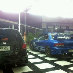 Photo taken at CMN Racing Shop & Wash@CMN by Peach V. on 9/21/2012
