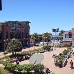 Photo taken at Bay Street Emeryville by Jordan M. on 7/6/2013