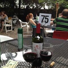 Photo taken at Bacchanal Wine by Deborah S. on 6/16/2013
