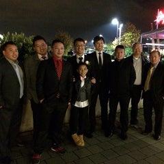Photo taken at Kirin Seafood Restaurant by jenneyluong on 11/2/2014
