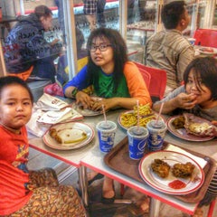 Photo taken at KFC by Yoga P. on 1/18/2014