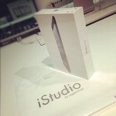 Photo taken at iStudio by klim on 12/8/2012