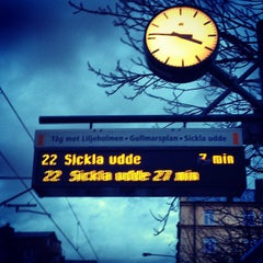 Photo taken at Gröndal (S) by Qpaqex Q. on 11/3/2012