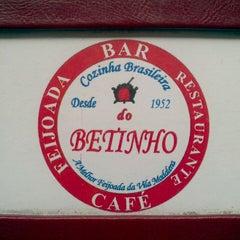 Photo taken at Bar do Betinho by Tulio B. on 5/22/2013