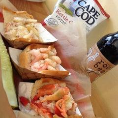 Photo taken at Luke's Lobster by Vincent C. on 4/28/2013