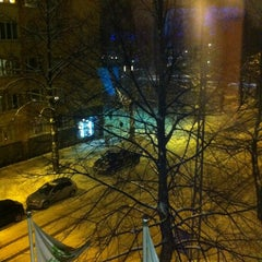 Photo taken at Holiday Inn Tampere - Central Station by Masanori N. on 12/12/2012