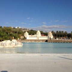Photo taken at Siam Park by Maxim M. on 1/6/2013
