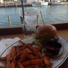 Photo taken at The Shark on the Harbor by justin a. on 6/15/2013