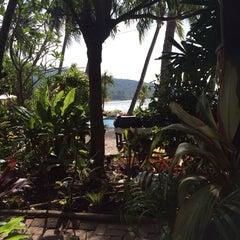 Photo taken at Phra Nang Lanta Hotel Koh Lanta by Arriman on 1/14/2014