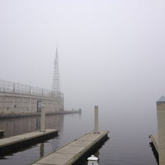 Photo taken at Fells Point by Paul F. on 1/13/2013