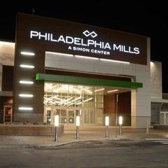 Photo taken at Philadelphia Mills by Simon Property Group on 5/28/2015