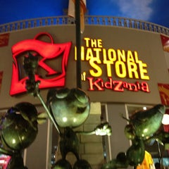 Photo taken at KidZania by Afeeqah Amalina on 1/5/2013