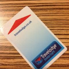 Photo taken at Travelodge by Sakura H. on 12/30/2012