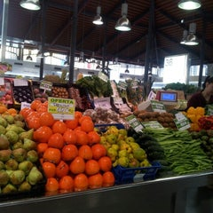 Photo taken at Mercado Central de Almería by Rocio G. on 11/23/2012