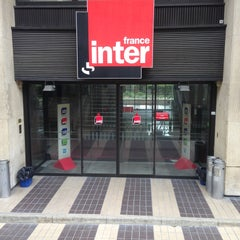 Photo taken at France Inter by Frédéric B. on 5/18/2013