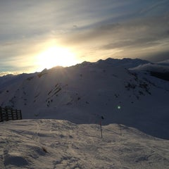 Photo taken at Piz Mundaun by Matthias M. on 12/28/2012