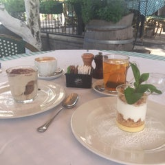 Photo taken at Bellini (בליני) by Anna T. on 5/18/2015
