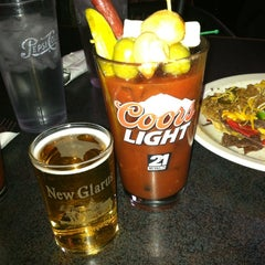 Photo taken at Flipside Pub & Grill by Jon S. on 3/21/2013