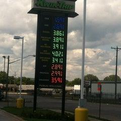 Photo taken at Kwik Trip Alternative Fuel Station by Jon S. on 8/16/2013