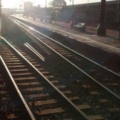 Photo taken at Estación Retiro [Línea Belgrano Norte] by Sergio B. on 6/21/2013