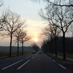 Photo taken at Leenderbos by Bart B. on 3/27/2014