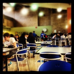Photo taken at Student Center Dining Hall by Alan T. on 9/21/2012