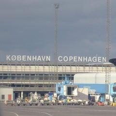 Photo taken at Københavns Lufthavn (CPH) by Mark T. on 5/16/2013
