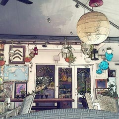 Photo taken at Kokopelli, Traveller's Bistro by farah h. on 7/2/2013