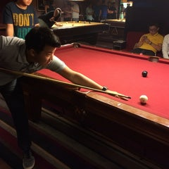 Photo taken at Q Billiard by Ivan K. on 7/19/2014