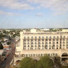 Photo taken at Hyatt Regency Merida by Carlos V. on 12/30/2012