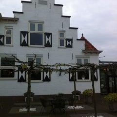 Photo taken at Van der Valk Hotel Leiden by Ingrid S. on 11/1/2012