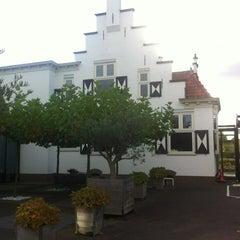 Photo taken at Van der Valk Hotel Leiden by Ingrid S. on 10/15/2012
