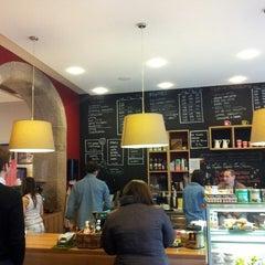Photo taken at Boréal Coffee Shop by Yves Z. on 3/11/2013