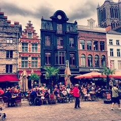 Photo taken at Gent by Julien D. on 8/10/2013