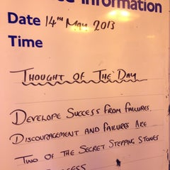 Photo taken at North Acton London Underground Station by Hector G. on 5/14/2013