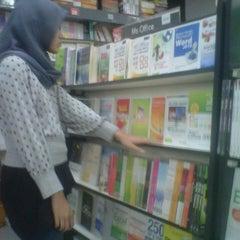 Photo taken at Rumah Buku by Ricky Aditya D. (. on 9/24/2012