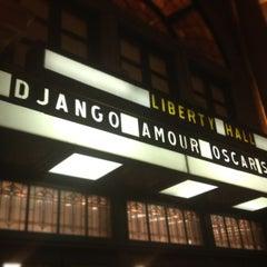 Photo taken at Liberty Hall by Matthew J. on 2/26/2013