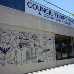 Photo taken at Council Thrift Shop NCJW/LA - SMBlvd West by The FADER Magazine on 6/1/2012